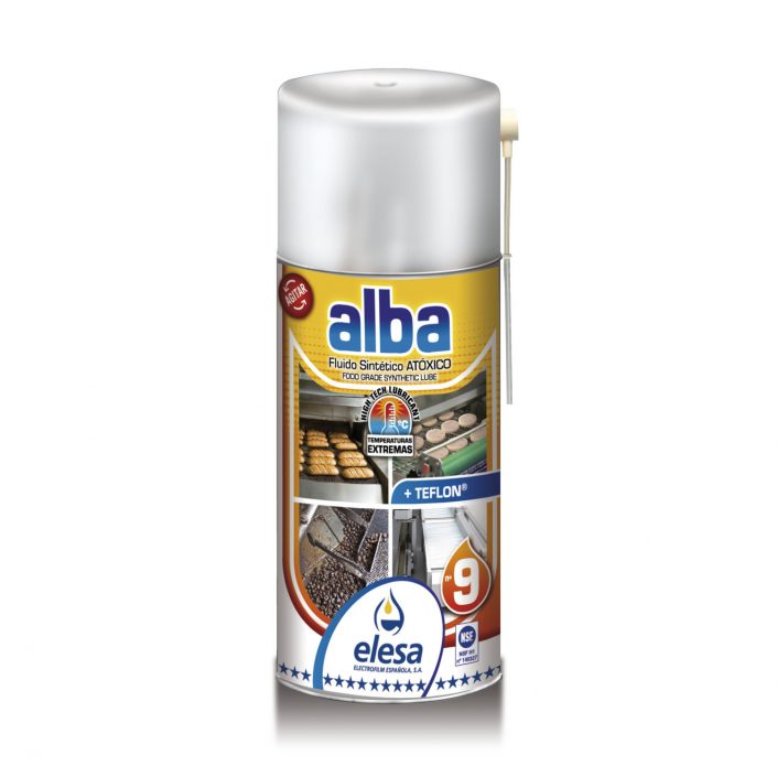 GRASA H1 ALBA HIGH TEMP 9 (AER 520 C.C.) BOX